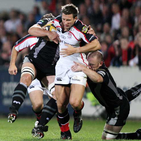 Ulster 17 Ospreys 16, Ravenhill, Friday, September 21, 2007