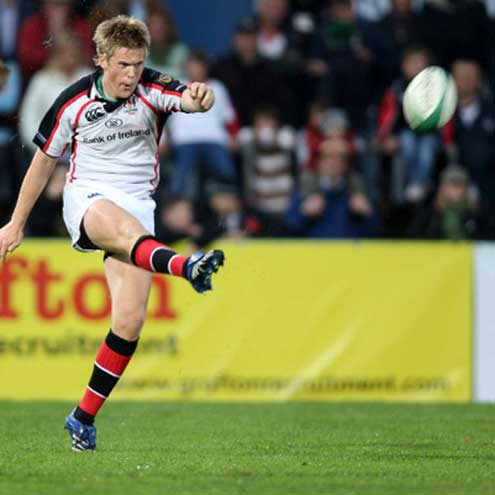 Ulster new cap Niall O'Connor