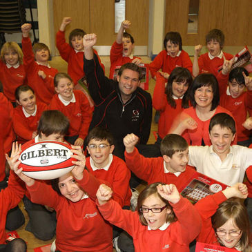 Ulster Rugby are gearing up for the Summer Camps