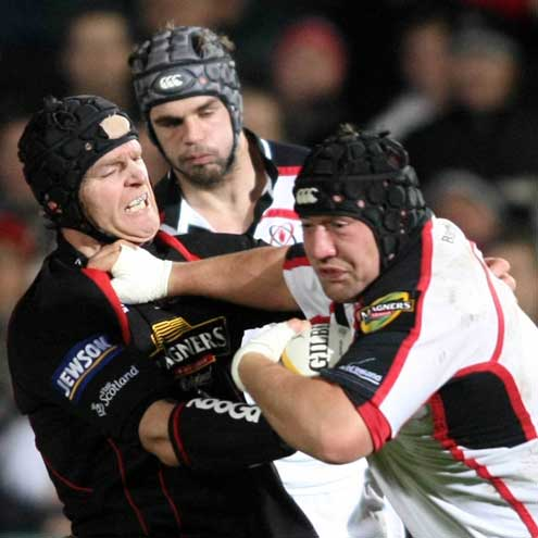 Ulster 14 Edinburgh 20, Ravenhill, Friday, November 30, 2007