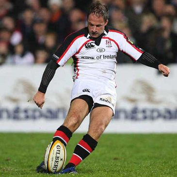 David Humphreys will start his final game for Ulster against Cardiff