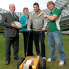 Rob Kearney may not line the pitch normally but the Ulster Bank RugbyForce initiative will help volunteers in clubs all over Ireland