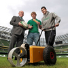 RugbyForce provides goods and resources to the value of 5,000 euro to be used towards club improvements - although you may not get Declan, Jerry and Rob as the handymen!