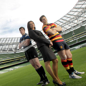 The Ulster Bank League returns this Saturday