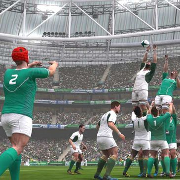 The new RWC 2011 video game