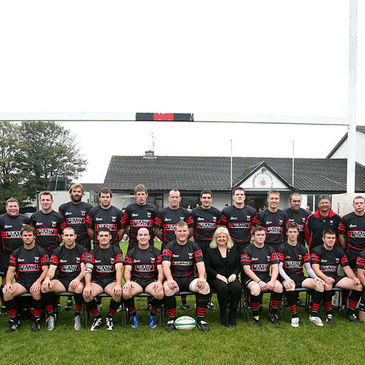 The Waterpark RFC first team squad