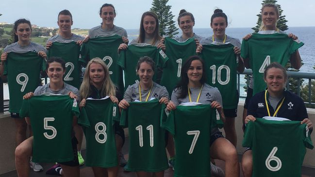 Ireland Women's Sevens Squad Confirmed For Sydney Tournament