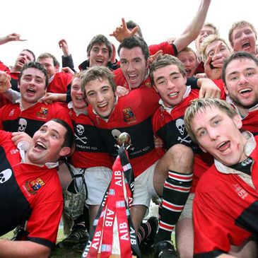 UCC are the reigning Division Two play-off champions