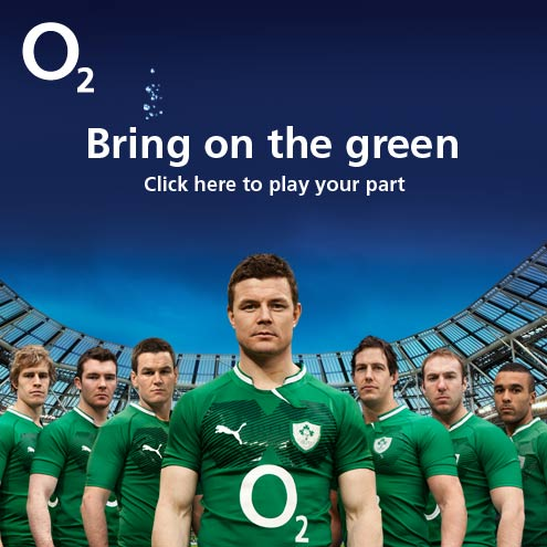 Bring On The Green with O2