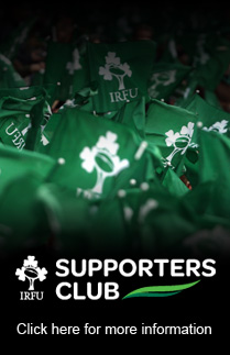 Irish Rugby Supporters Club
