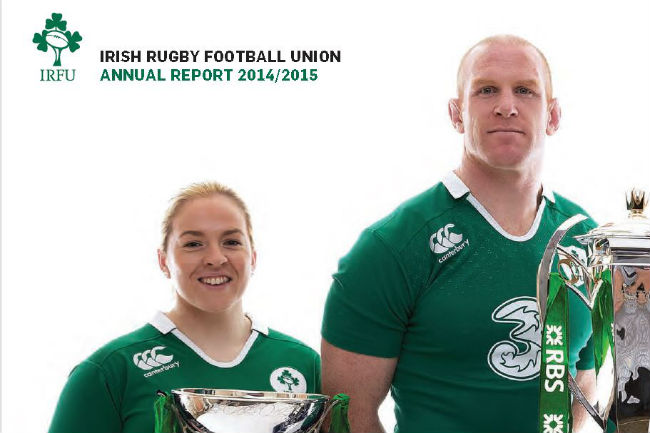 The IRFU Annual Report