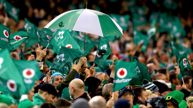 About the Irish Rugby Official Supporters Club